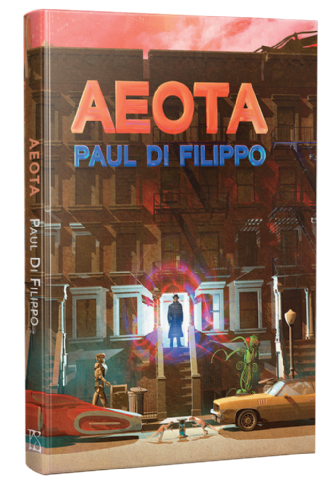 Aeota [hardcover] by Paul Di Filippo